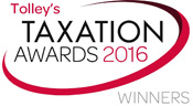 Taxation Awards 2016 Winner